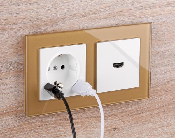 Несложный выбор электрических розеток